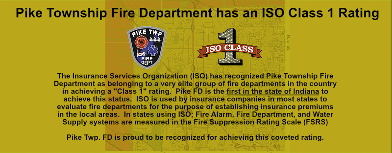 ISO Class 1 Rating